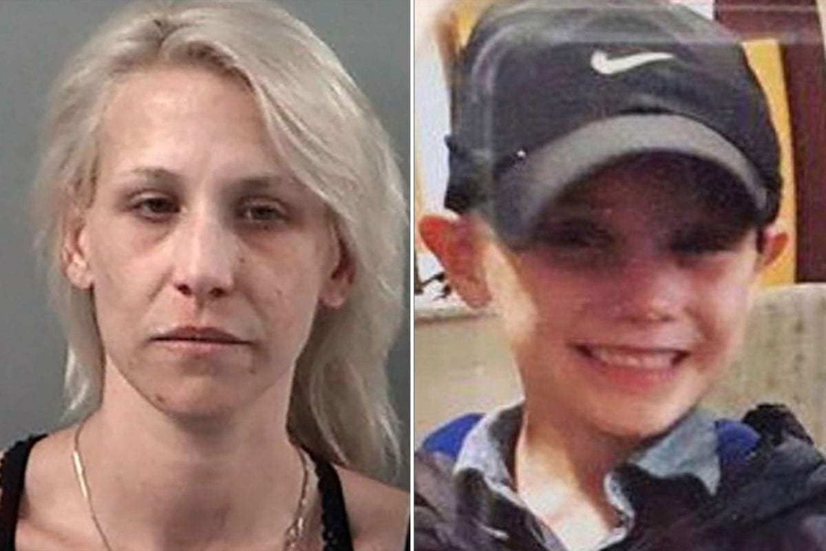 JoAnn Cunningham and AJ Freund: Mom of 5-Year-Old Boy Found in Shallow Grave in Illinois Pleads Guilty to His Murder After Months of Not Cooperating with Authorities