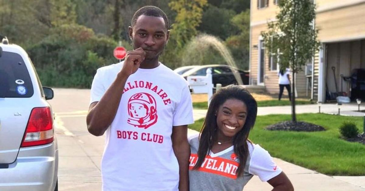 Who is Tevin Biles-Thomas? Simone Biles' brother acquitted ...